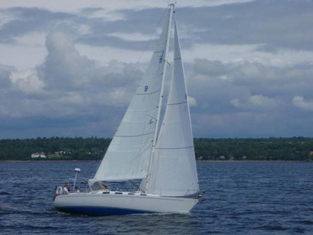 1986 J Boats J/40