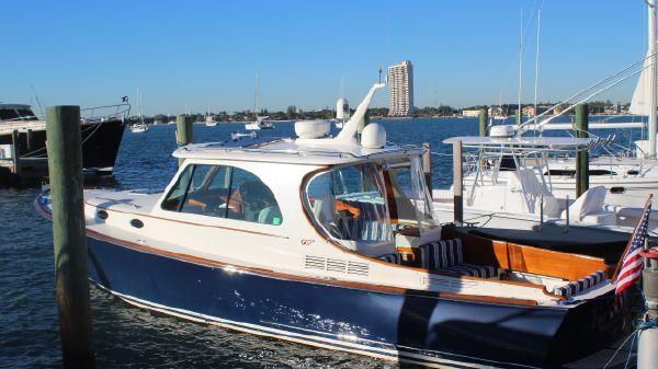 Hinckley Picnic Boat MKIII TUTTO POSTO