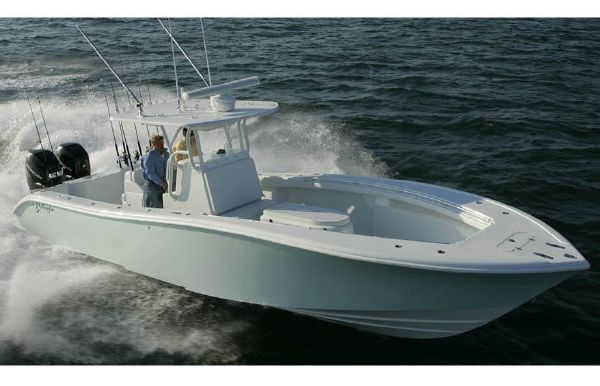 2018 Yellowfin 34