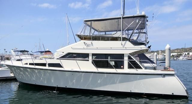 Mikelson 48 Yacht Fisherman - main image