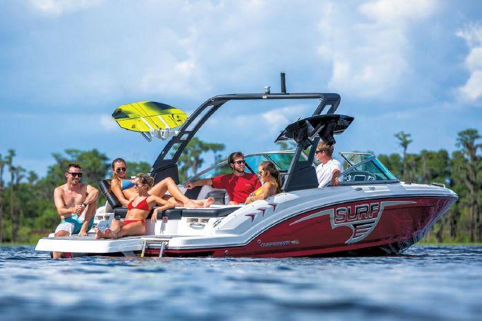 2019 Chaparral 23 H2O Surf - Krenzer Marine