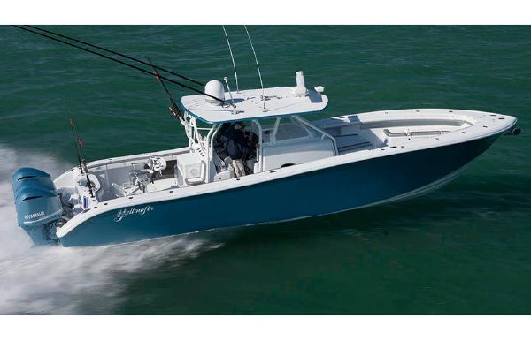 2018 Yellowfin 42