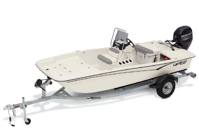 2020 Mako Pro Skiff 15 CC - Avon Cabela's Boating Center