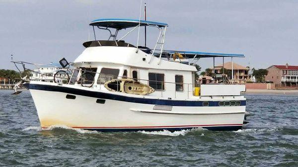 DeFever 43 Trawler
