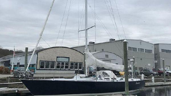 Baltic 55 New blue paintjob