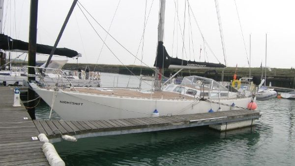 One Design Dewar 38