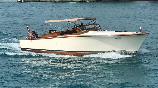 Egg Harbor Cruiser modified Convertible.