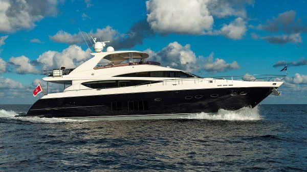 Princess 85 Motor Yacht Princess 85