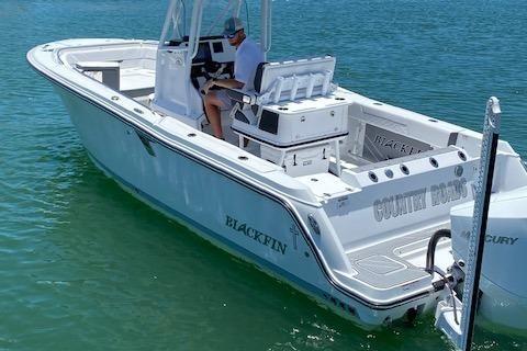 Blackfin 25 CC