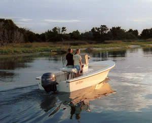 Jones Brothers 1800 Sport Cape Fisherman - main image
