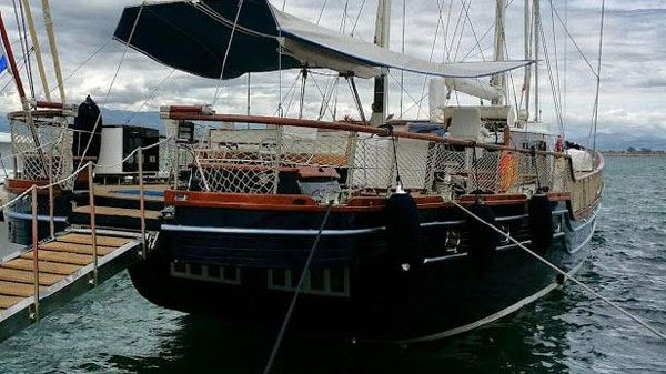 Tuzzla Sailing yacht 112ft