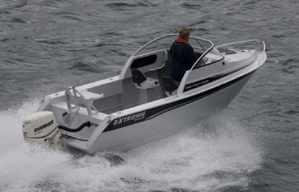 2020 Extreme Boats 545 Sport Fisher