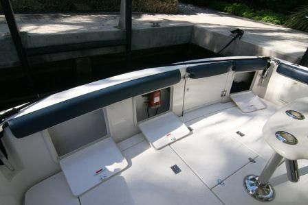 Riviera 48 Enclosed Flying Bridge image