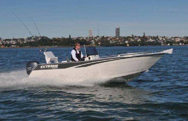 2021 Extreme Boats 545 SC
