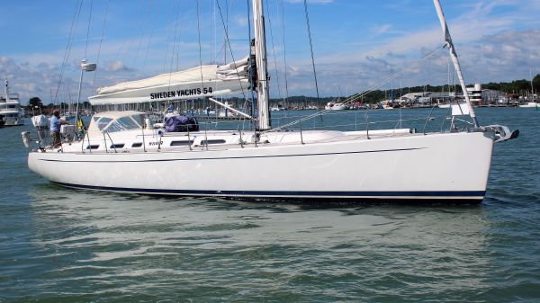 Sweden Yachts 54 For sale with BSI Sweden yacht 54