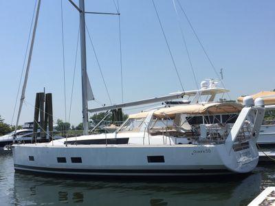 2015 Beneteau<span>Oceanis 55</span>
