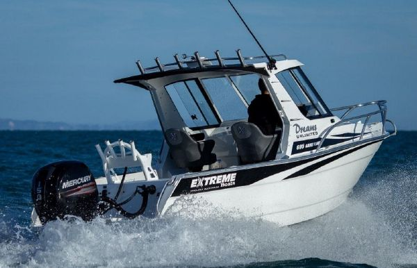 2021 Extreme Boats 605 Game King
