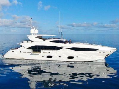 2015 Sunseeker<span>115 Sport Yacht</span>