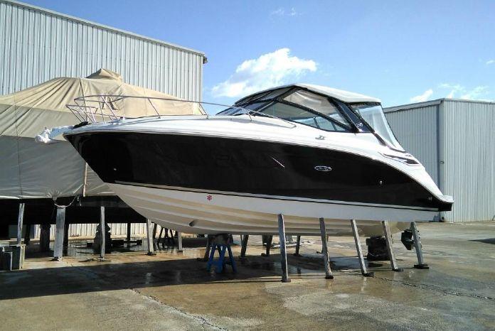2019 Sea Ray 320 Sundancer Mallorca Spain Approved Boats