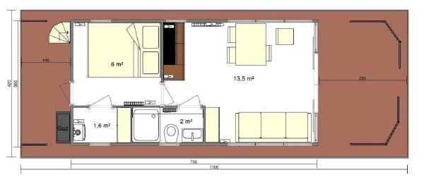 Waterlodge TWO Floating Studio Apartment image