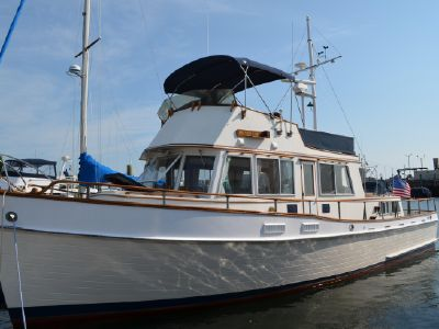 1974 Grand Banks<span>42 Classic Trawler (Hull#422)</span>