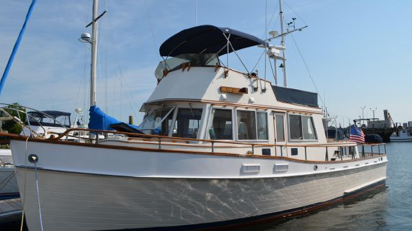 Grand Banks 42 Classic Trawler (Hull#422)