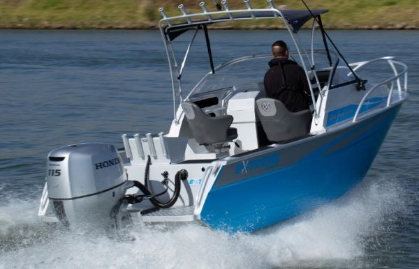 2021 Extreme Boats 605 Sport Fisher