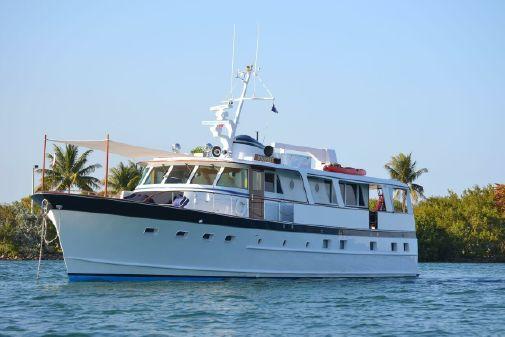 Burger 68 Motor Yacht Flush Deck image