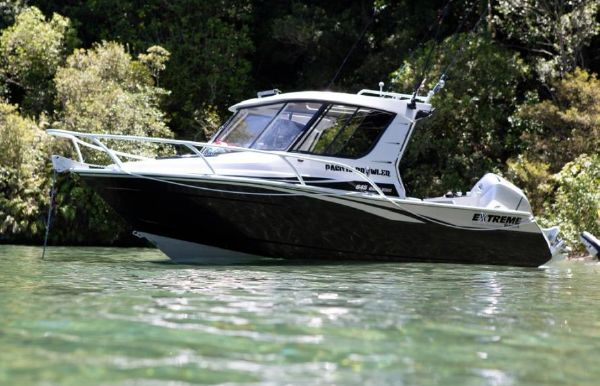 2021 Extreme Boats 645 Game King
