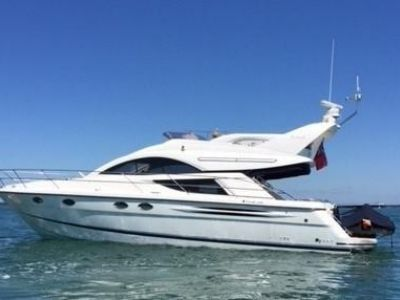 2001 Fairline<span>Phantom 43</span>
