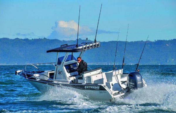 2021 Extreme Boats 645 CC