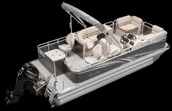 2018 Avalon Venture Rear Fish - 20'