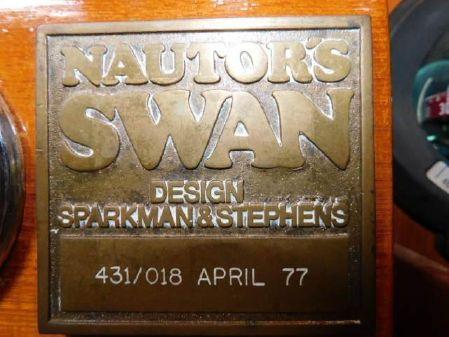 Nautor Swan 431 image