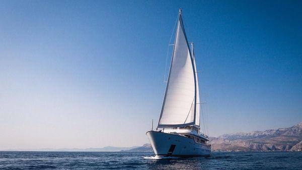 Custom AIAXAIA 46 Meter Motor Sailor