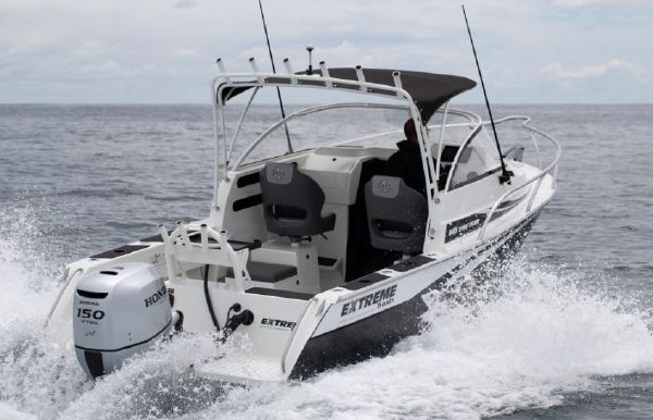 2021 Extreme Boats 645 Sport Fisher
