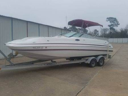 Chris-Craft 262 Sport Deck