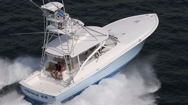 Viking 46 Open Starboard Side