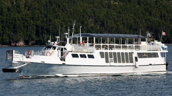 Ferry Cavalier Des Mers