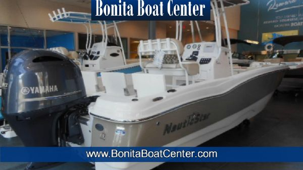 NauticStar 231 Coastal Center Console Bay/Deck Boat Hybrid