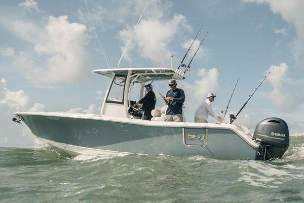 Sea Hunt Gamefish 27 - main image