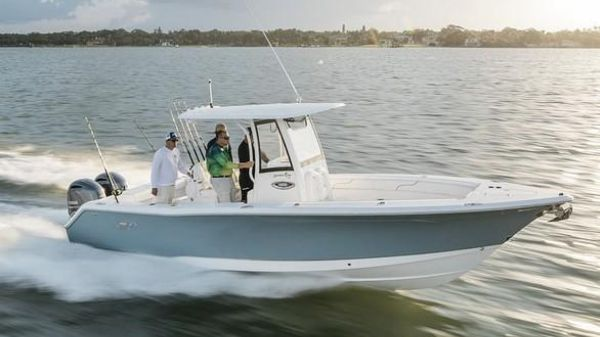 Sea Hunt Gamefish 27 Forward Seating