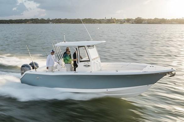 Sea Hunt Gamefish 27 Forward Seating - main image