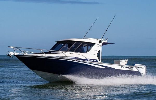 2021 Extreme Boats 745 Game King