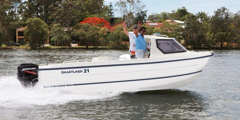 Smartliner Cuddy 21 - main image
