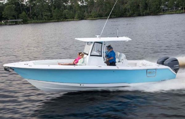 2019 Sea Hunt Gamefish 30