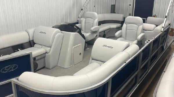 Bentley Pontoons 203 Navigator
