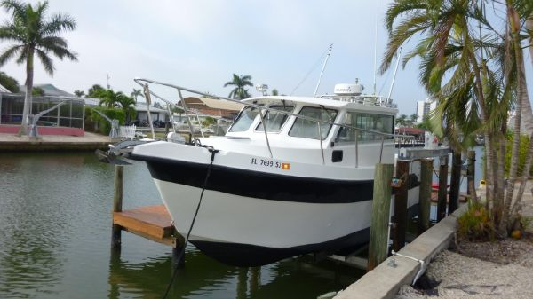 Osprey Pilothouse long cabin