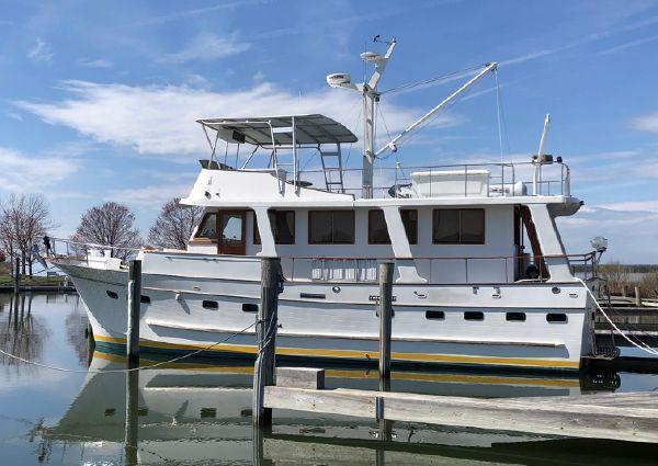 Marine Trader Motor Yacht 50 Trawler image