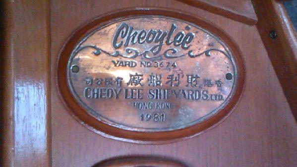 Cheoy Lee 36 image