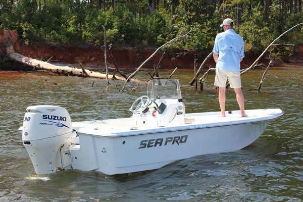 Sea Pro 172 Bay - main image